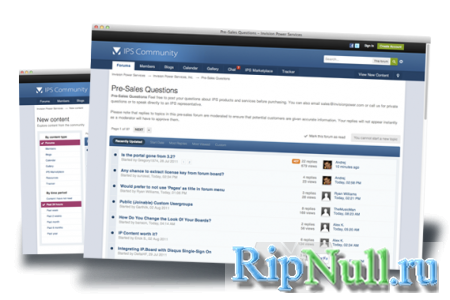 IP.Board 3.2.3 Final RUS [NULLED]